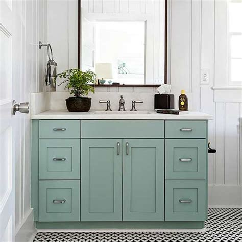 ideas for painting bathroom cabinets cabinet paint color trends to try today and forever