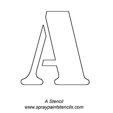 spray paint outline font spray paint stencils for any occasion and alphabet