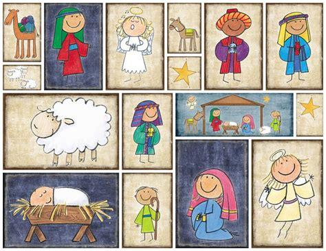 lds printable nativity scene nativity blocks freebie by simplyfreshdesigns com simply