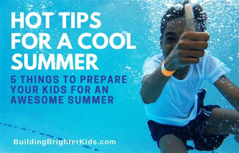 7 Tips On Preparing Your Child For A New Sibling by Tips For A Cool Summer 5 Things To Prepare Your