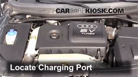 automobile air conditioning repair 2011 audi s6 electronic throttle control service manual how to fill ac in a 2006 audi a3 adding freon to audi a8l ac system diy youtube