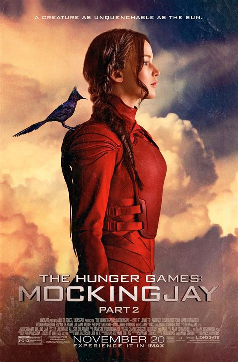 The Hunger Mocking hunger mockingjay part 2 ew cover teases big finale