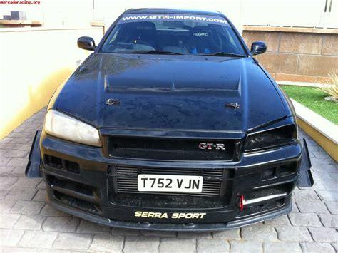 nissan skyline r34 venta nissan skyline gt r r34 venta de coches de competici 243 n