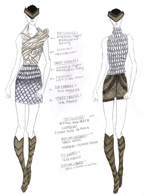 keep in vogue conceptual review conceptual to actual the fashion design process on behance