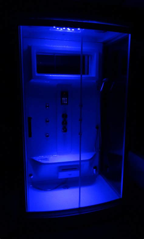 steam shower room 09007 with aromatherapy ozone