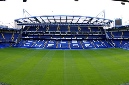chelsea stadium tour chelsea tour for two stamford bridge stadium tour