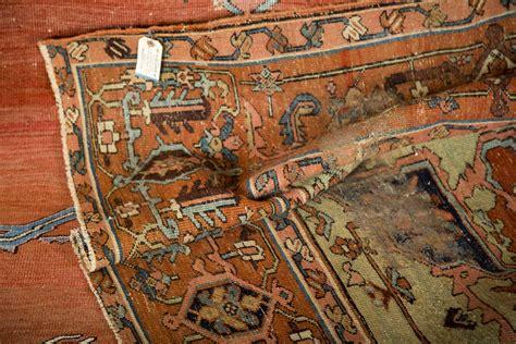 Antique Serapi Carpets   Carpet Vidalondon
