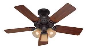 Top Of The Line Ceiling Fans 46 Quot Ceiling Fan W Light New Bronze Hr 21361 Ebay
