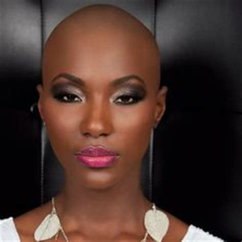 african american women with low or bald heads 1000 images about beautiful low cut or bald hairstyles on