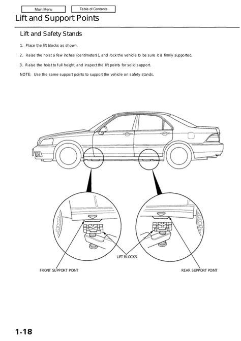 car engine repair manual 1996 acura tl security system 1996 acura 3 5 rl service repair manual