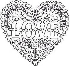 intricate heart coloring pages things i love on pinterest mandala coloring pages