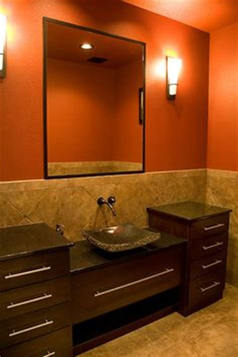 orange and brown bathroom sets 1000 images about bathrooms on pinterest orange bathrooms brown bathroom decor and
