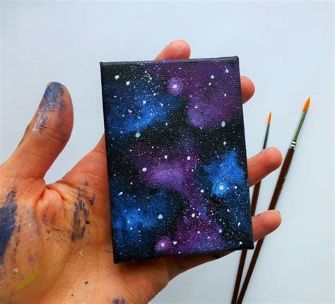 ideas to paint 25 best ideas about galaxy painting on galaxy