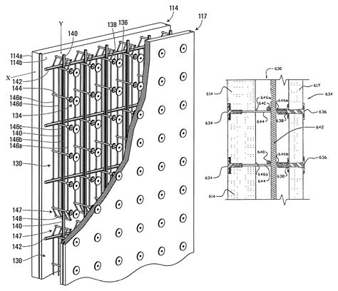 Tying During Section by Patent Us7934693 Formwork For Erecting Reinforced
