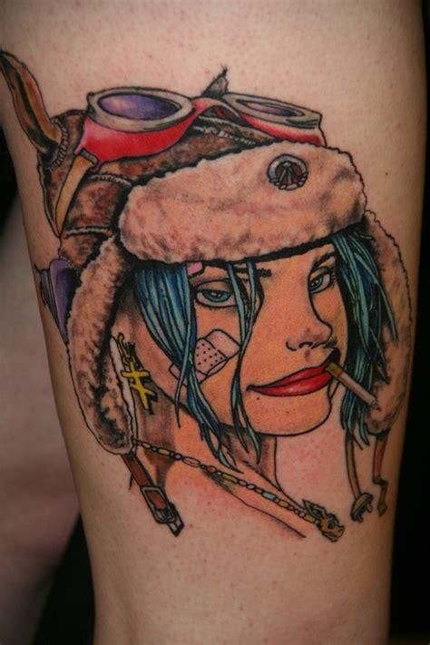 tank girl tattoo size tank photo by dbashaun on deviantart