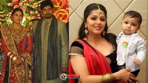 actor bharath son name actress bhumika chawla family photos bhoomika husband