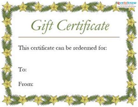 printable i owe you templates printable jul gavekort del det ebernie com