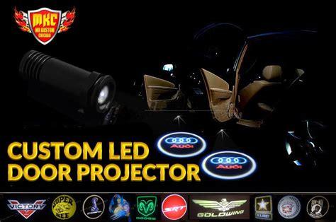 Get your Custom LED Door Projector Today!   Mr. Kustom