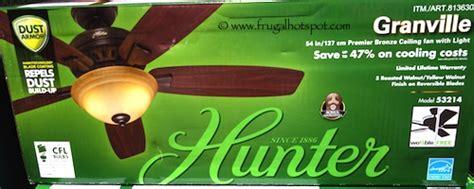 hunter fan model 53214 hunter granville ceiling fan hbm blog