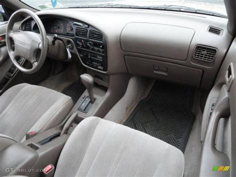 1996 Toyota Camry Interior by 1996 Toyota Camry Dx Sedan Beige Dashboard Photo 41466262