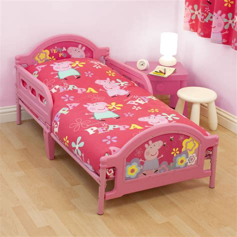 peppa pig toddler bedding peppa pig adorable toddler bed next day delivery peppa pig adorable toddler bed