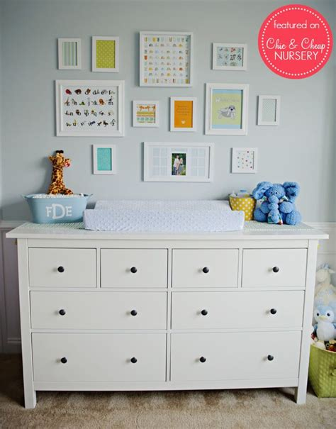 ikea hemnes dresser nursery ikea dresser ikea in the nursery
