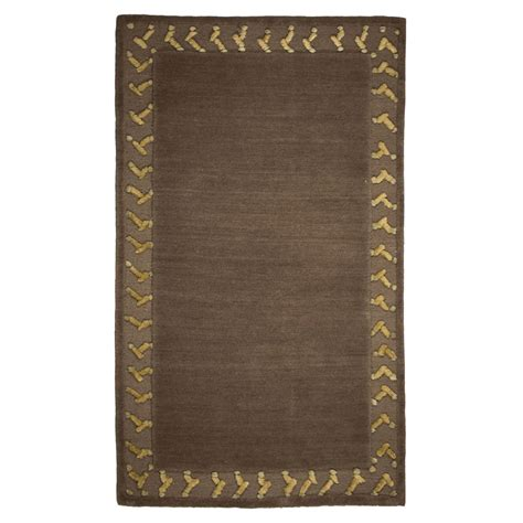 rug stores seattle tufenkian modern brown green gold wool rug 8357 andonian rugs seattle bellevue store sales