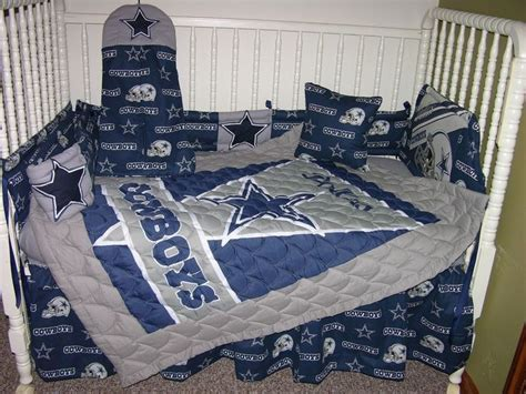 Dallas Cowboy Crib Bedding Nursery 10 Handpicked Ideas To Discover In And Parenting
