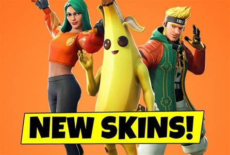fortnite leaked skins season  update reveals  battle