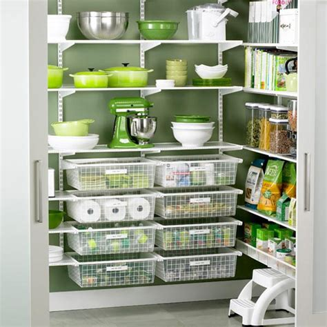 great kitchen storage ideas 25 great pantry design ideas for your home