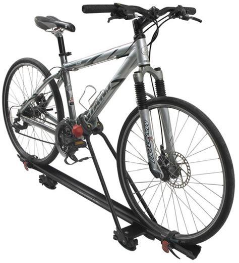 yakima raptor aero roof mounted bike carrier frame mount