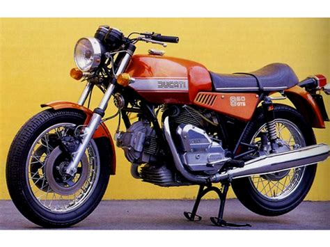 Spare Part Ducati ducati 860 spare parts list catalog manual 1975