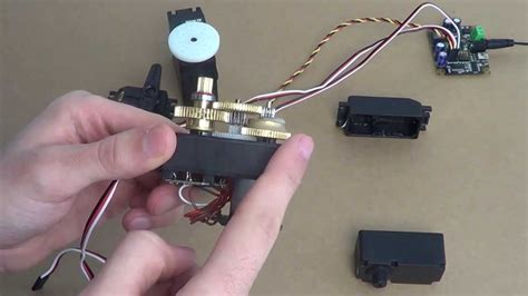 how to work servo motor how servo motors work by phidgets