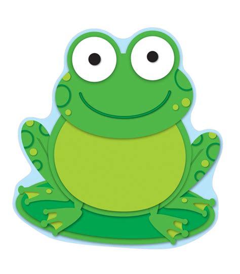 Cut Out frog cut outs grade pk 8 carson dellosa publishing