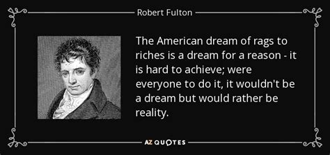 Rags Rather Than Riches Kenzies Rags To Riches Tote Is On Sale by Top 5 Quotes By Robert Fulton A Z Quotes