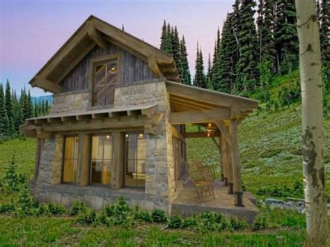 Rock House Plans by Mountain House Plans