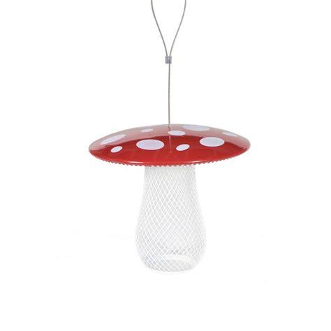 no no mesh mushroom bird feeder msb00344 the home depot