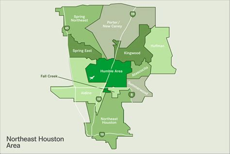 houston real estate map northeast houston area map maps houston