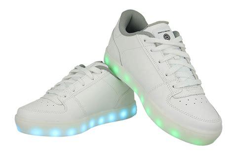 s lights energy lights elate children s shoes skechers energy lights świecą 90601l wht