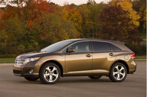 2010 Toyota Venza Review 2010 Toyota Venza Review Ratings Specs Prices And