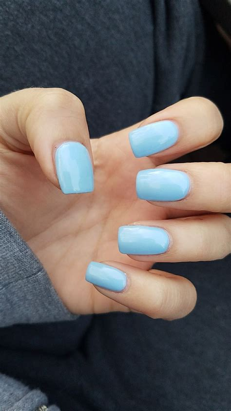 how to shorten lights best 25 light blue nails ideas on acrylic