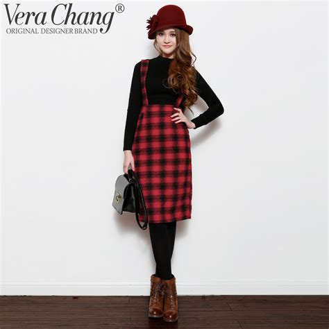 autumn and winter vera chang vintage 80s fashion