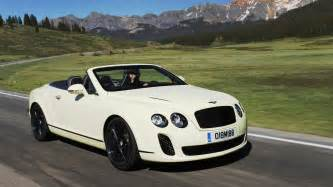 2011 Bentley Continental Supersports 2011 Bentley Continental Supersports Convertible Me2xha3x