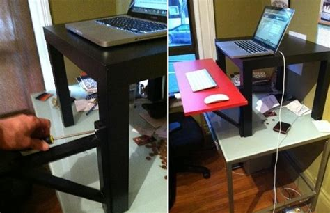 10 Ikea Standing Desk Hacks With Ergonomic Appeal 22 Standing Desk
