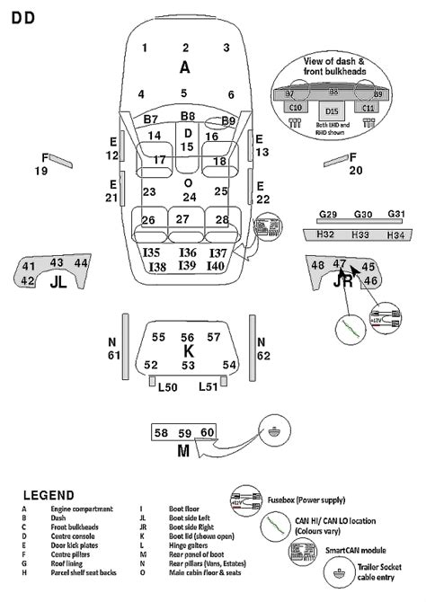 bmw 3 series towbar wiring diagram wiring automotive