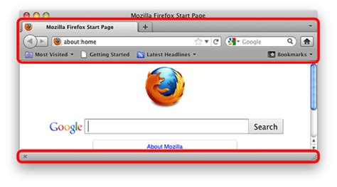mozilla toolbar themes browser toolbars the added power of branded themes