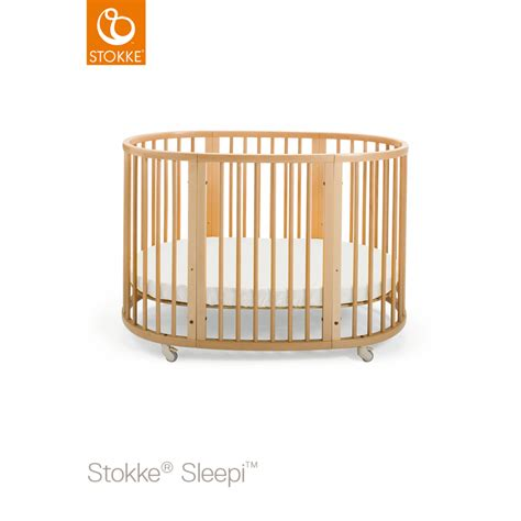 stokke 174 sleepi bed 120cm mattress cot beds furniture