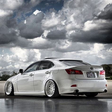 Slammed Lexus Isf From Stancenation Luxury Lifestyle