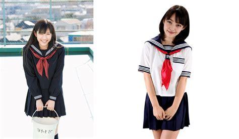 Dasi Keren Murid Untuk Sekolah 7 jenis seragam siswi sekolah di jepang imut dan warna warni
