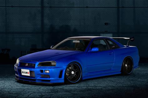 nissan r34 paul walker nissan skyline gtr r34 paul walker mobile de